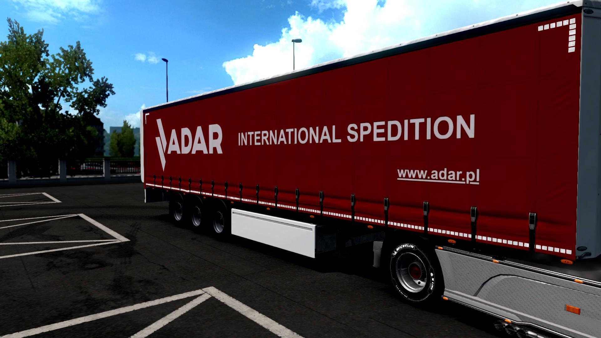 ETS2 - Adar Skin for Standard Trailer (1.36.x)