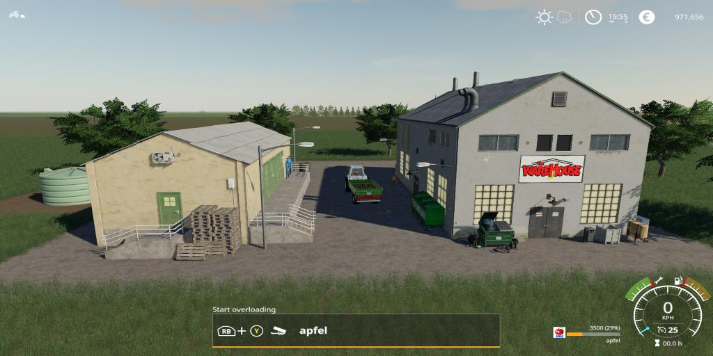 FS19 - The Warehouse Point of Sell V1.0.8