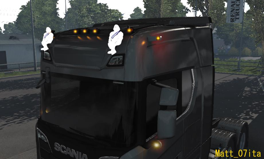 ETS2 - Roof Slot Next Gen V1.0