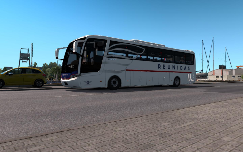 ETS2 - Busscar VisstaBuss LO Scania K124 Bus V3 (1.38.x)
