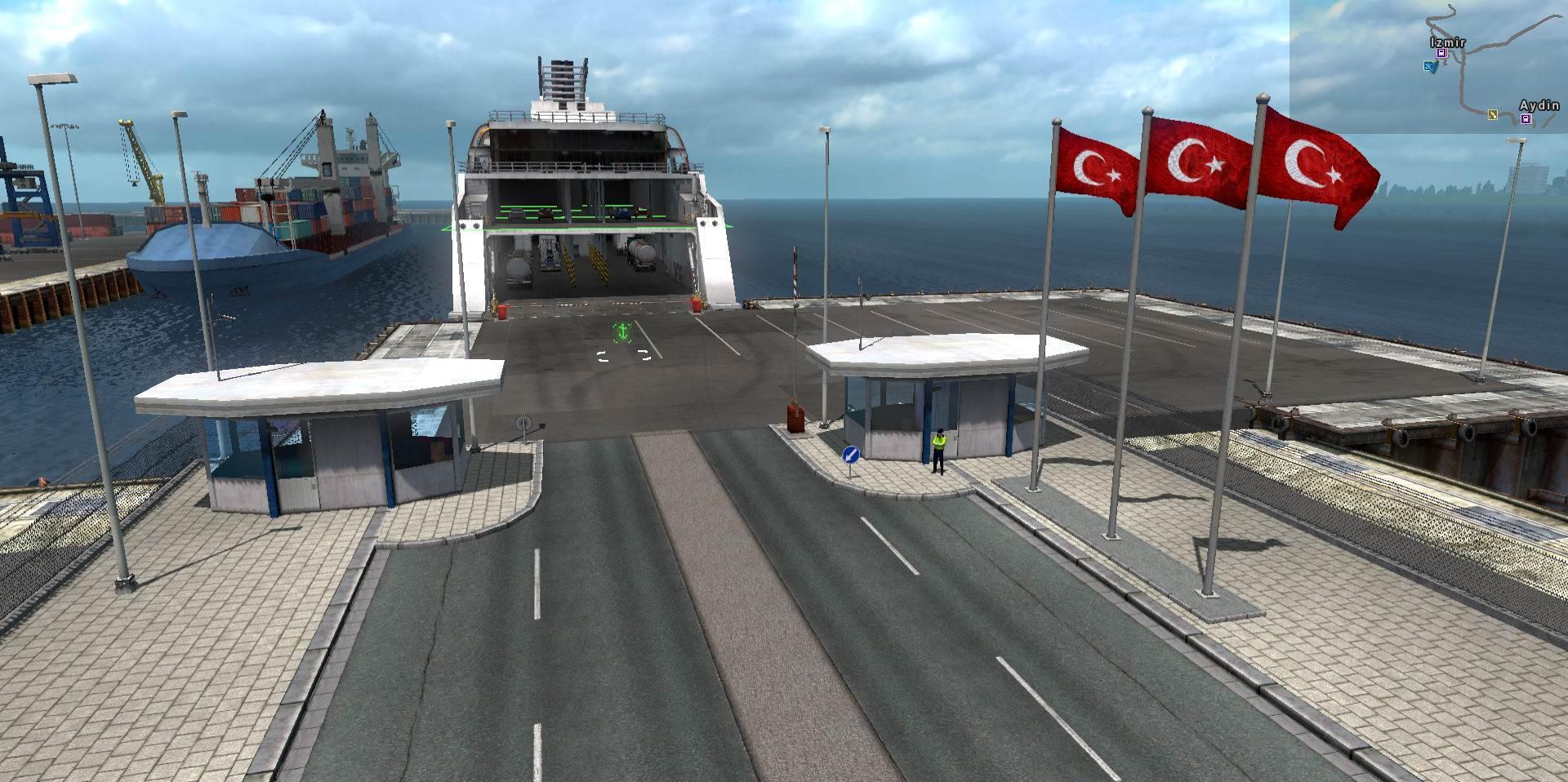 ETS2 - Yksrsk Turkey and DLC V1.9.5 (1.36.x)