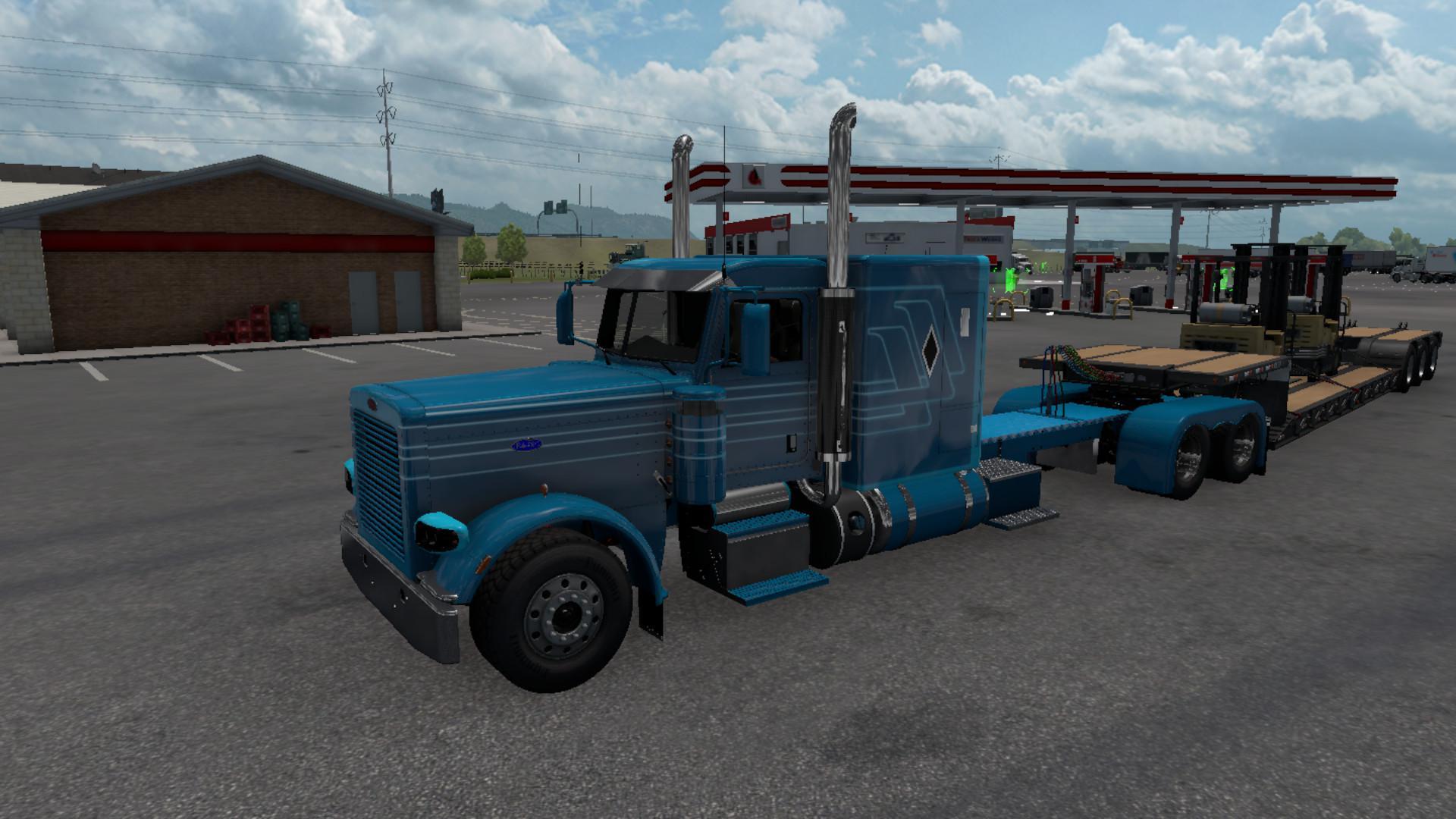 ATS - Peterbilt Pinga Truck V1.5 (1.39.x)