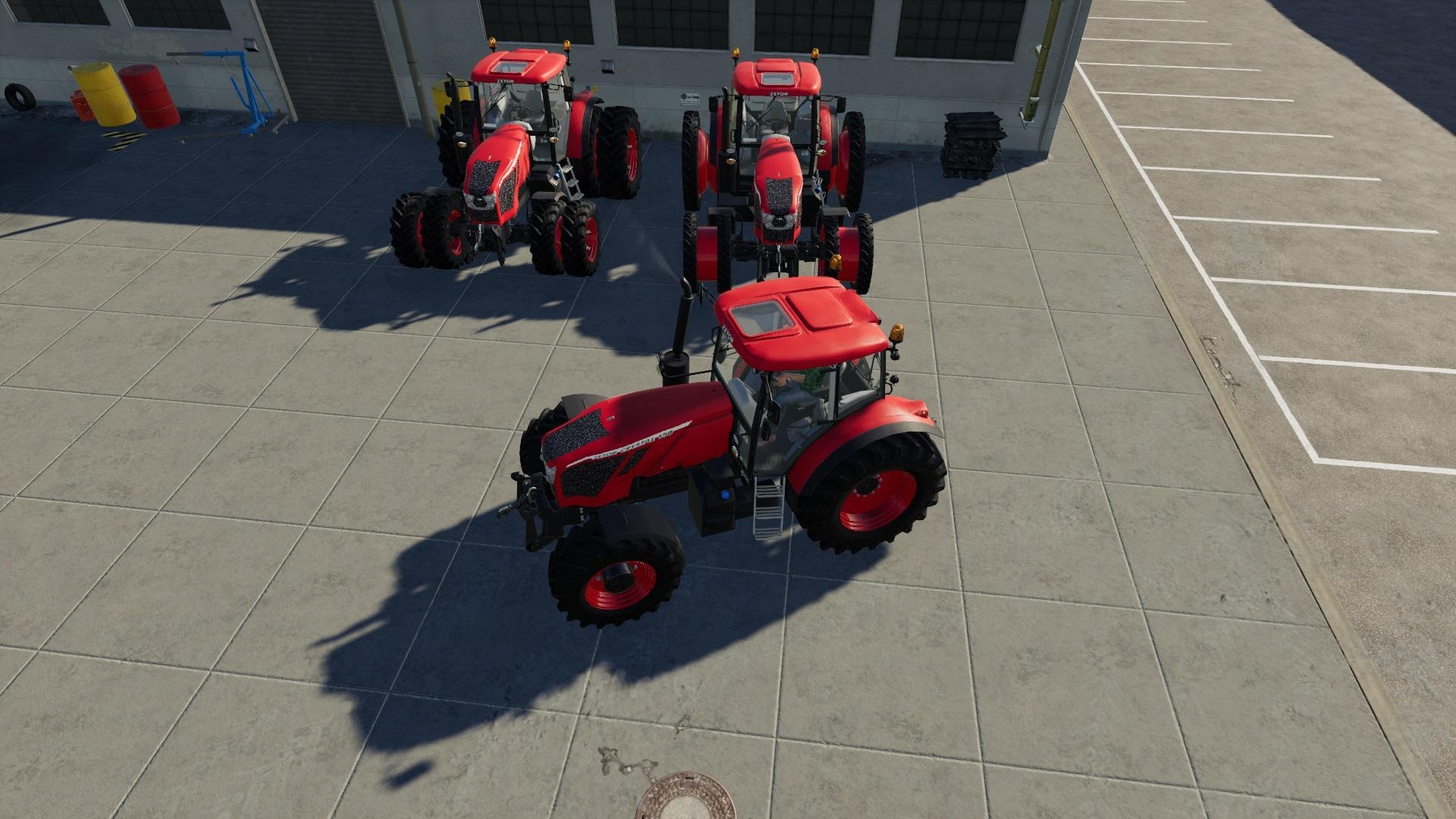 FS19 - Zetor Crystal 150/160 Tractor V1.1