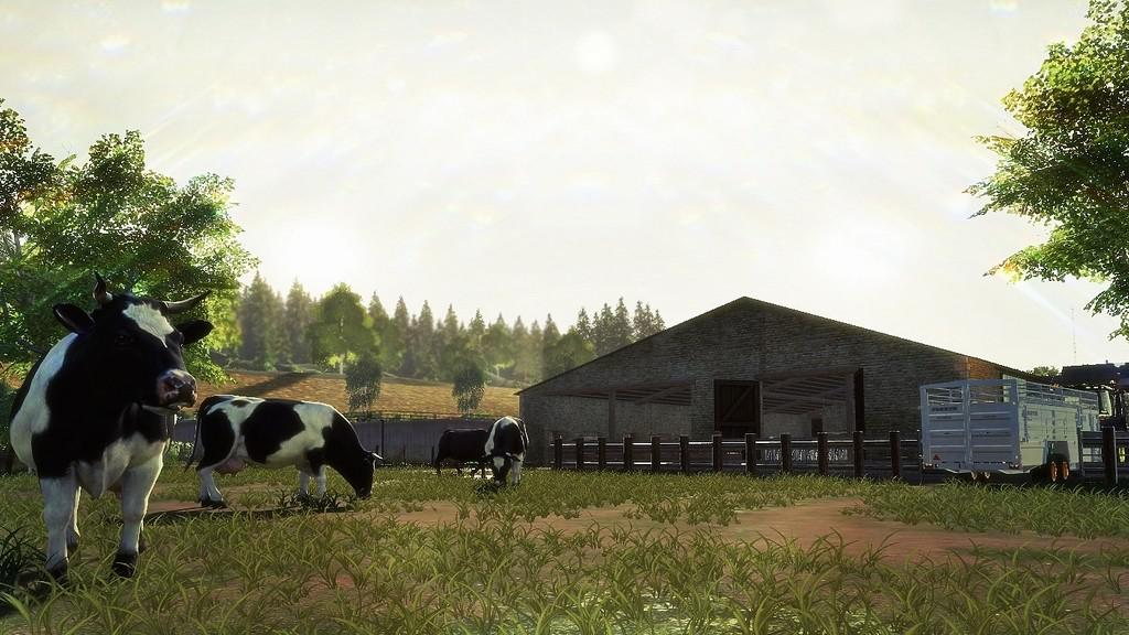 FS19 - The Old Stream Farm Map V1.2.0.1