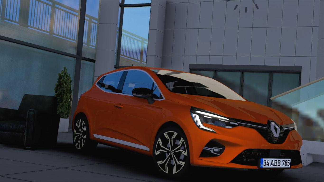 ATS - Renault Clio V V1.0 (1.38.x)
