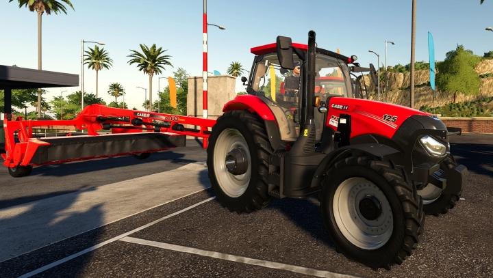 FS19 - Case IH Maxxum US Tier 4B Tractor V1.0