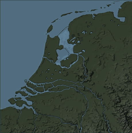 Transport Fever 2 - The Netherlands – 2000 Map [High Quality]