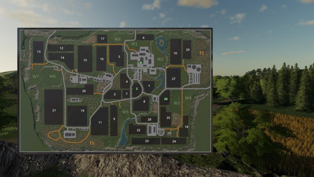 FS19 - Michamp Map V1.0