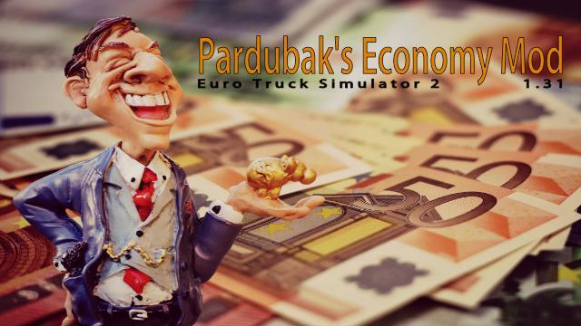 ETS2 - Pardubaks Economy Mod (1.36.x)