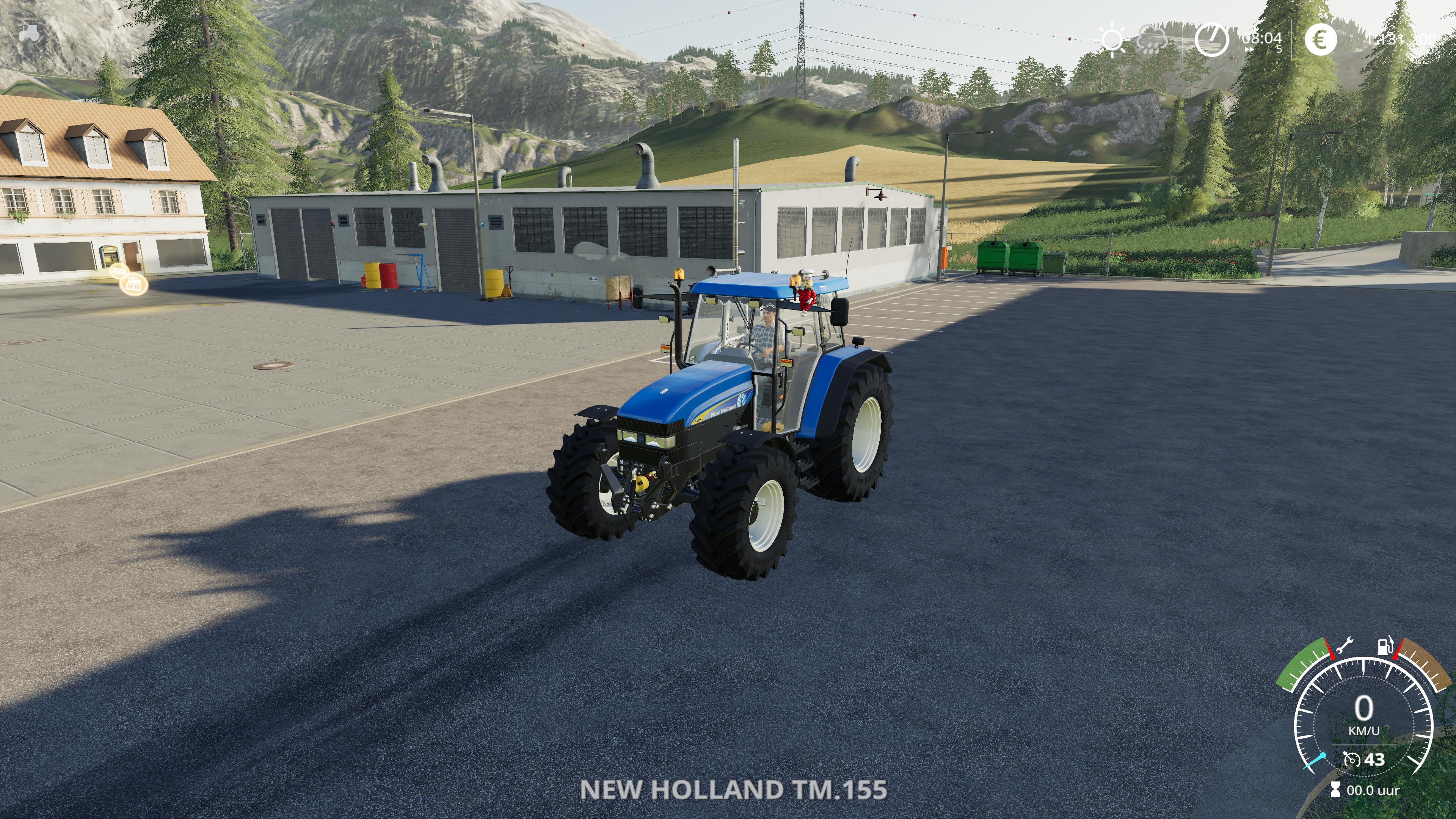 FS19 - New Holland TM Series V1.0