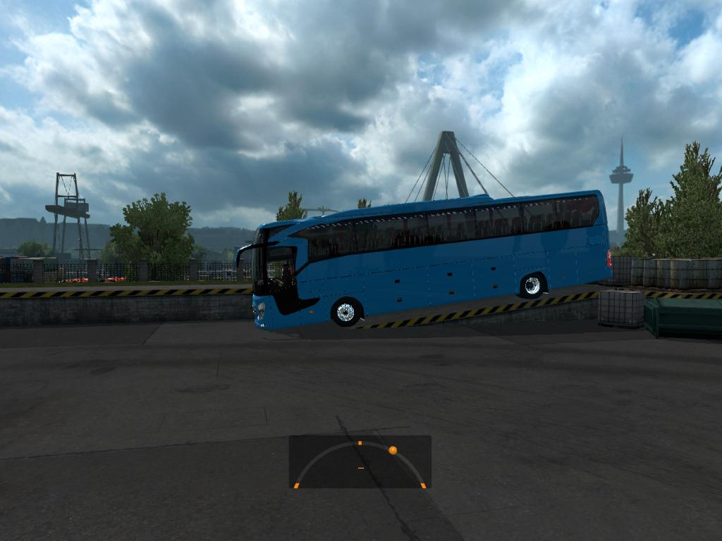 ETS2 - Mercedes-Benz Travego 16 (1.36.x)