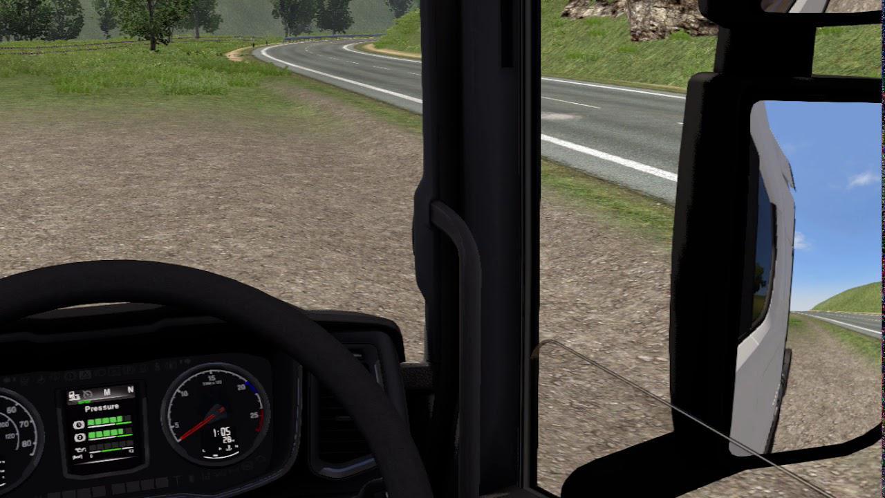 ETS2 - Scania Newgen V8 Stock Sound V1.0 (1.37.x)