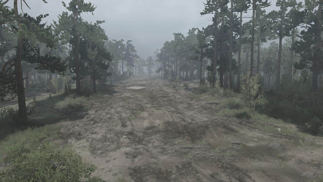 Spintires:Mudrunner - Ref Map V12.09.19