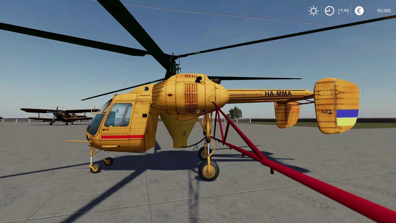 FS19 - Flying Ka-26 V1.0 Public Beta