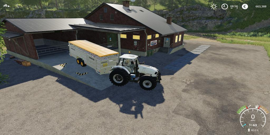 FS19 - Sausage Production V1.0