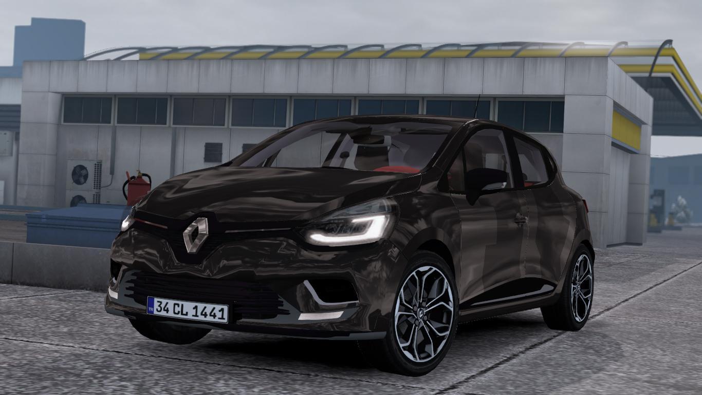 ETS2 - Renault Clio IV V1R50 (1.39.x)