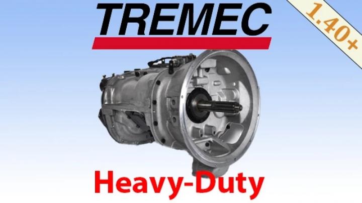 ATS - Tremec Heavy-Duty (1.40.x)