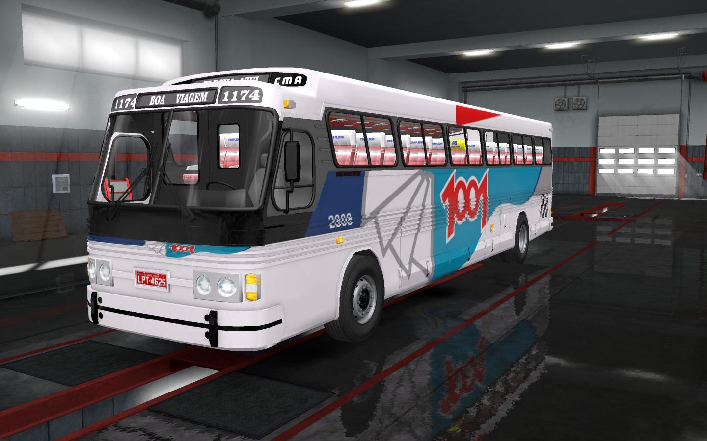 ETS2 - Scania CMA Flecha Bus Mod (1.35.X)