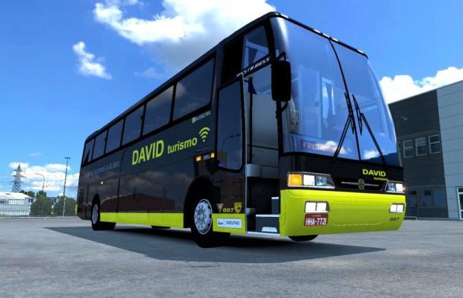 ETS2 - Mercedes-Benz Busscar Vissta 99 (1.39.x)