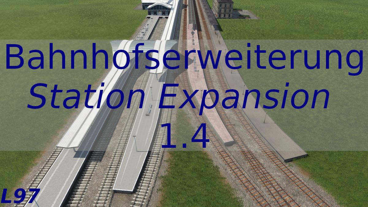 Transport Fever 2 - Station Expansion