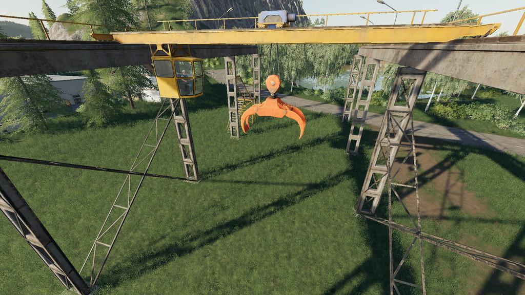 FS19 - Crane Building V1.0