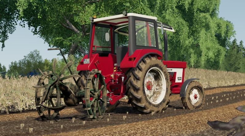 FS19 - Potato Digger V1.0