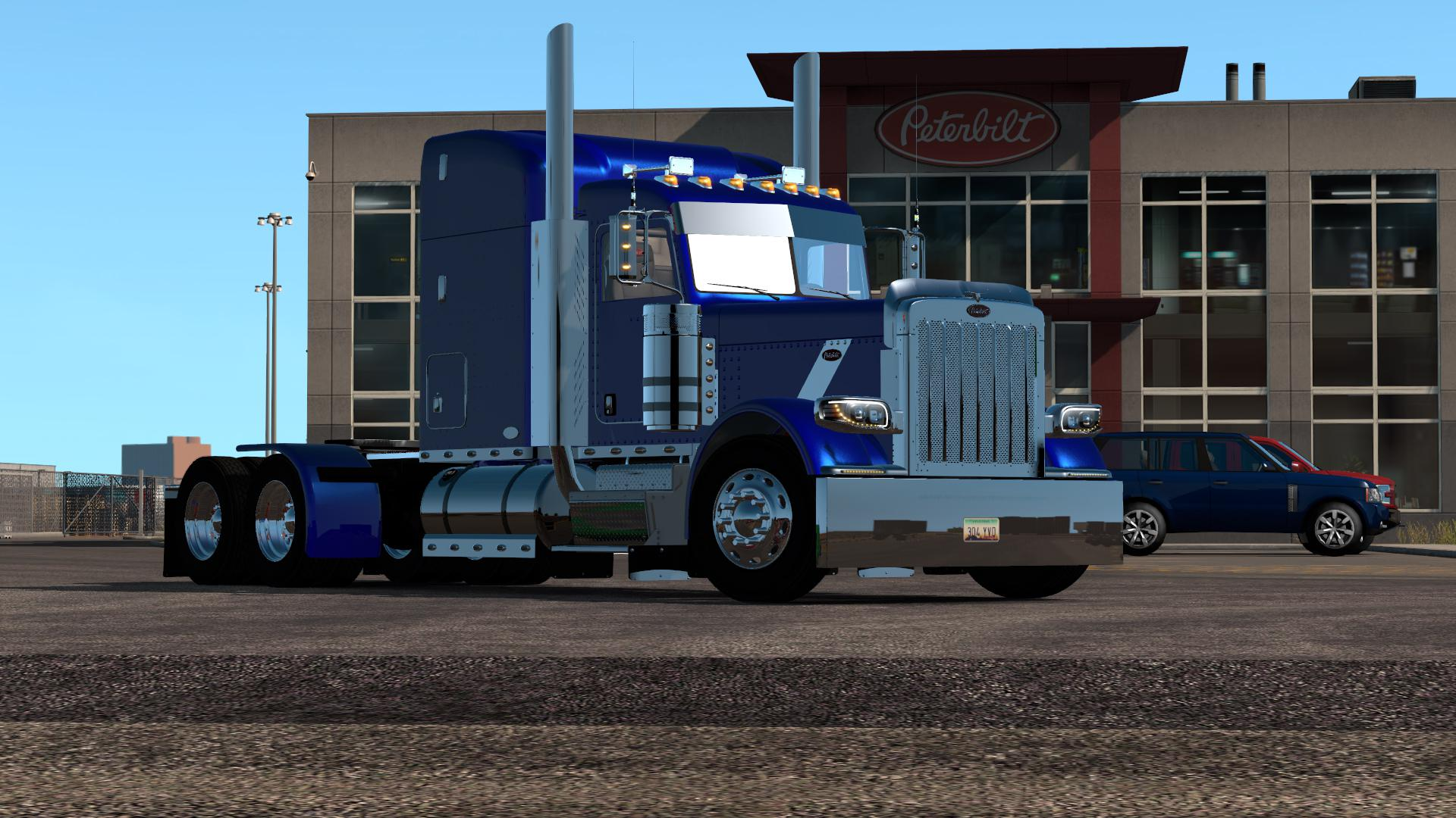 ATS - Peterbilt 389 Modified Truck V2.2.6 (1.39.x)