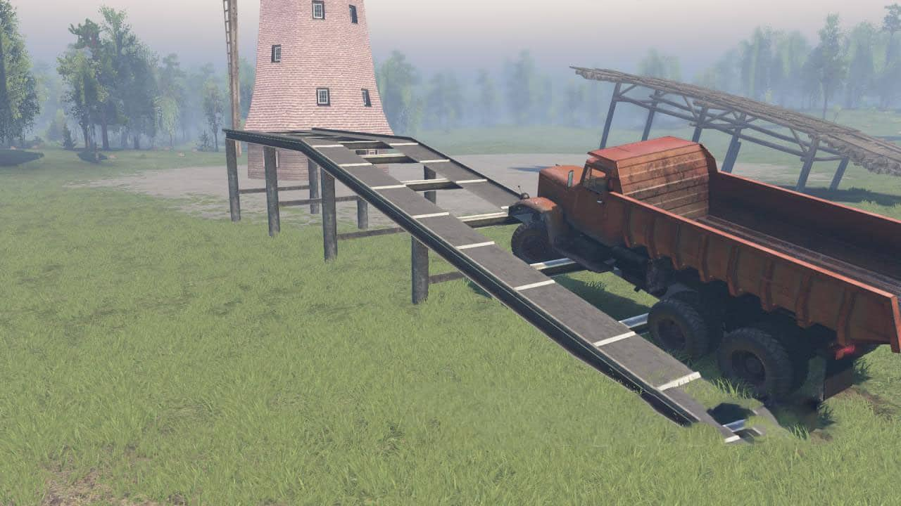 Spintires - Trestle for Editor V1.1