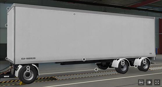 ETS2 - BDF Tandem Truck Pack V137.15
