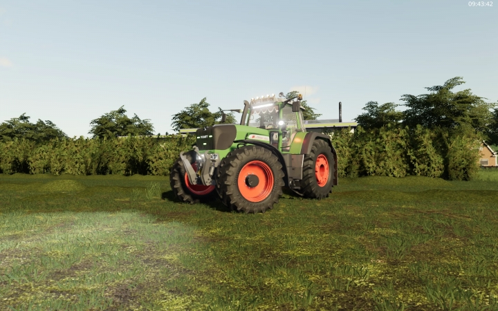 FS19 - Fendt 930 TMS Tractor