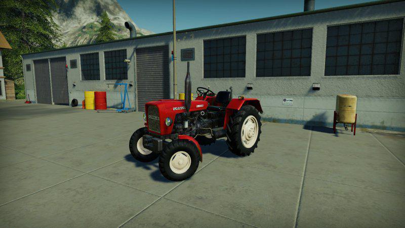 FS19 - Ursus C330 Red Tractor V1.0