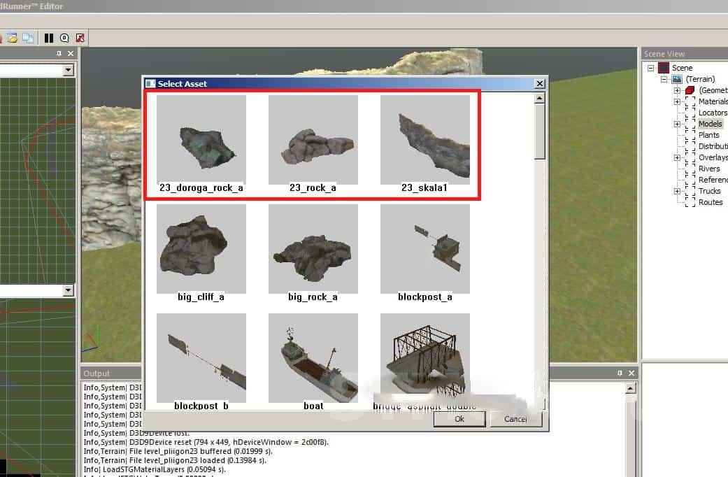 Spintires:Mudrunner - Stones 01 v2