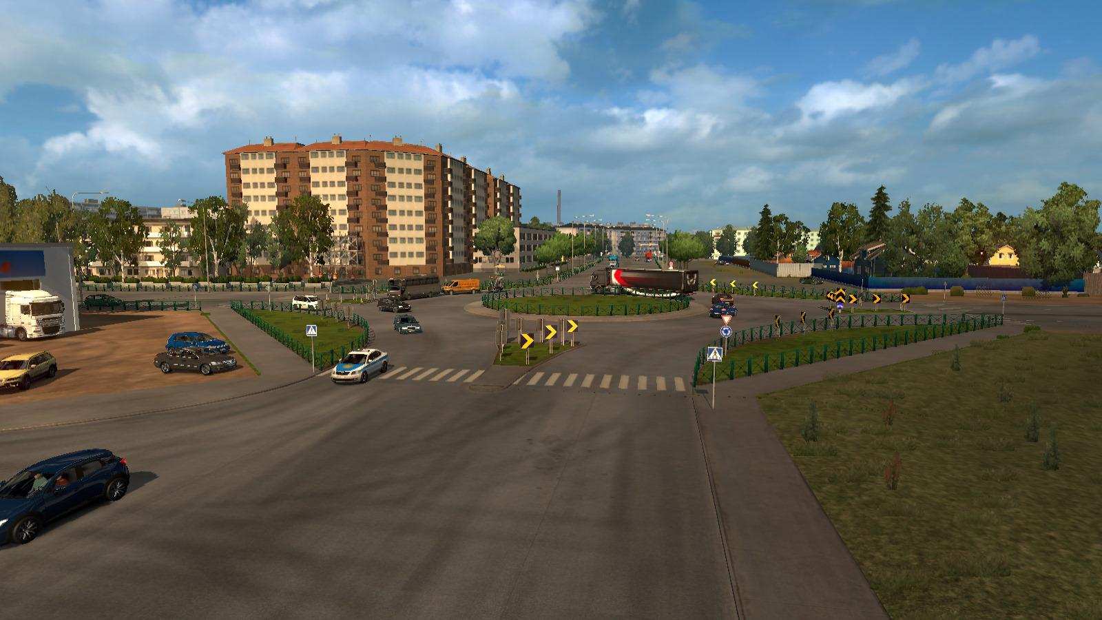 ETS2 - The Great Steppe Map Fix Mod V1.38.1