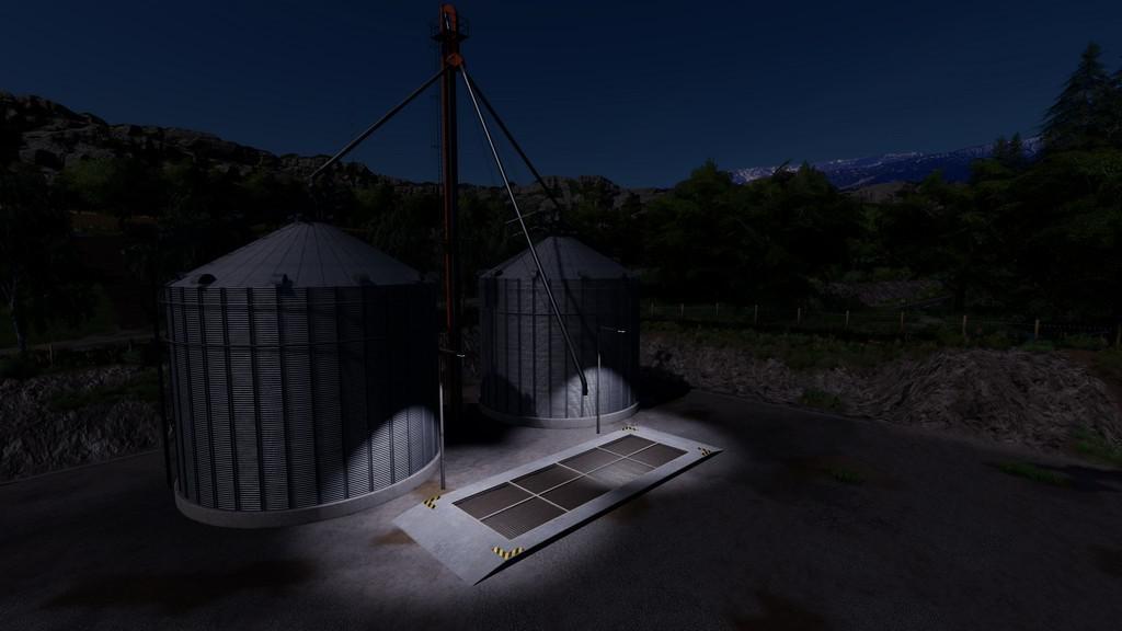 FS19 - In Ground Storage V1.0