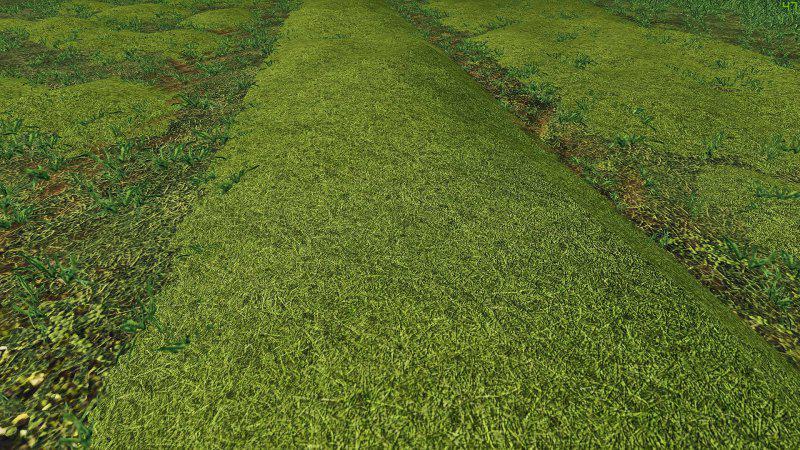 FS19 - Texture of Straw, Hay, Grass V1.0