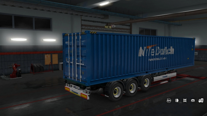 ETS2 - Arnooks SCS Containers Skin Project V9.0 (1.40.x)
