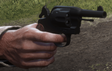 RDR2 - Snub Nosed Double action (POG)