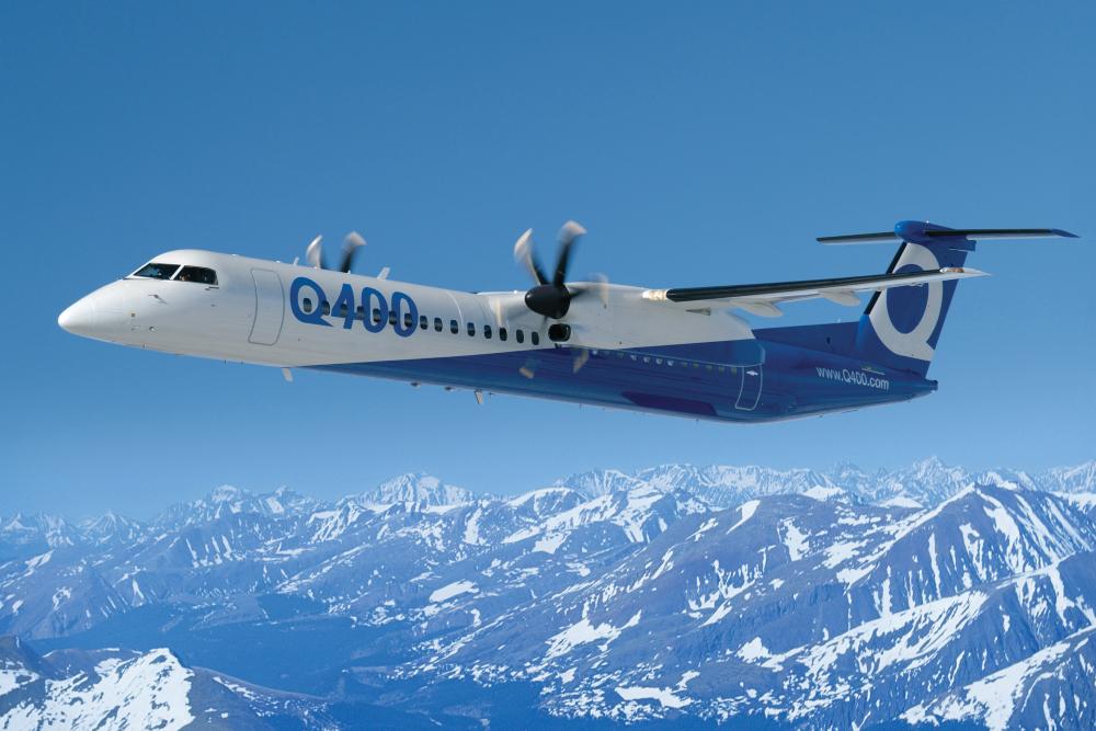 Transport Fever 2 - Q400 Small Aircraft Fix