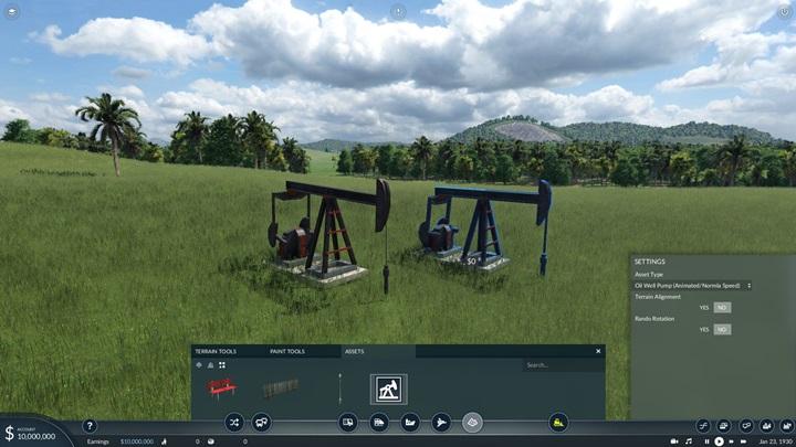 Transport Fever 2 - Oil Field Assets
