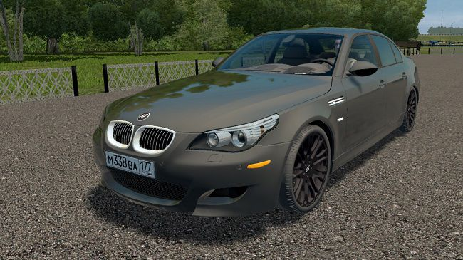 City Car Driving 1.5.9 - BMW M5 E60 Tuning