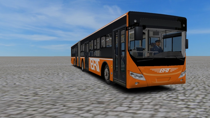 Omsi 2 – VeFans 18 Bus
