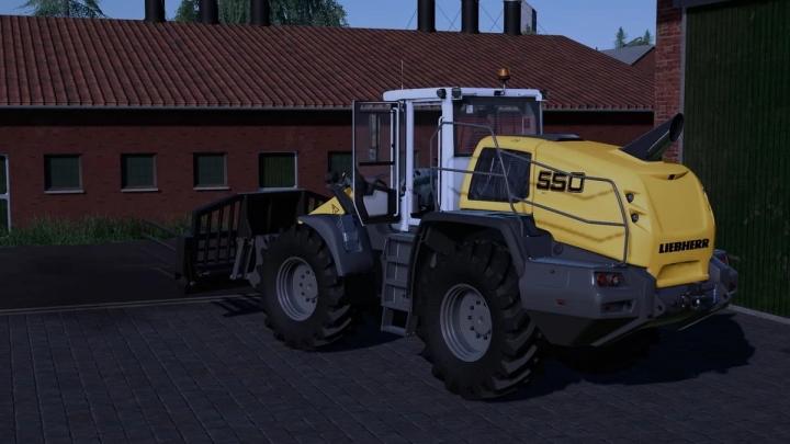 FS19 - Liebherr 580 V1.0