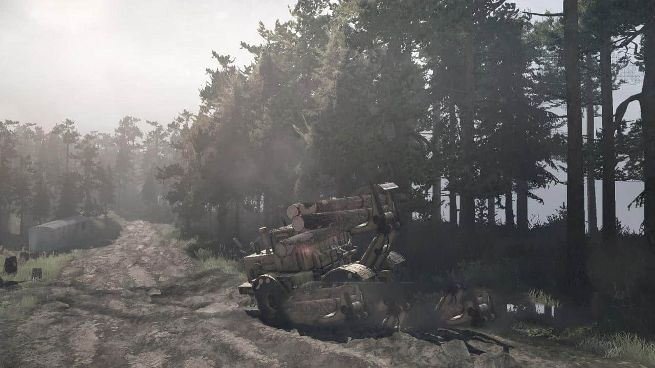SpinTires:Mudrunner - Watch Map v07/05/19