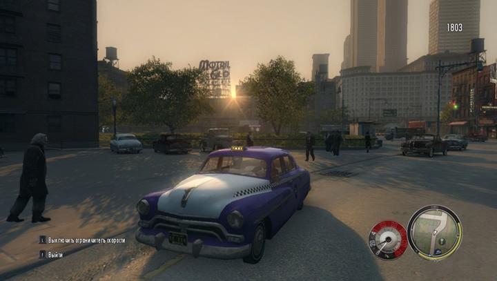 Mafia 2 – New Purple Taxi