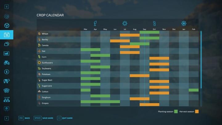 Seasonal Gameplay in Farming Simulator 22 - New Screenshots & Info