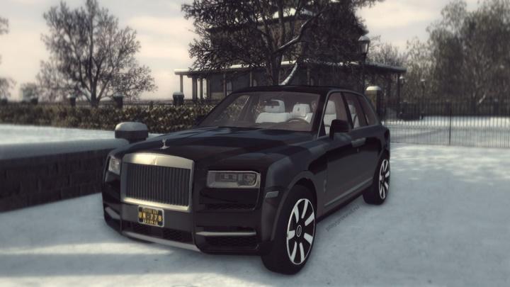Mafia 2 – Rolls-Royce Cullinan