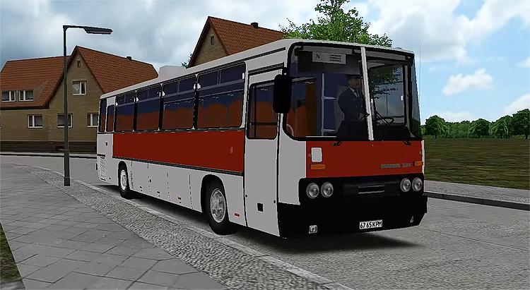 Omsi 2 – Ikarus 256.50 Bus