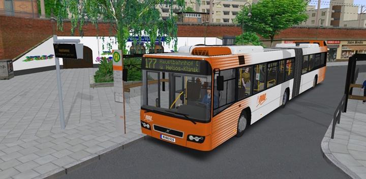 Omsi 2 – Volvo 7700A FL Bus V0.9.9
