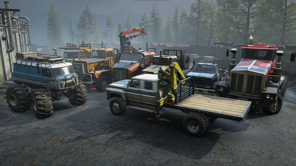 SnowRunner - Timo Truck Tweaks V1.7