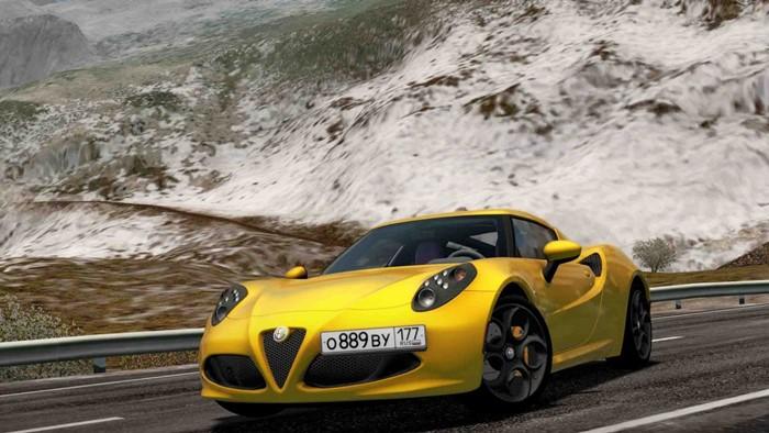 City Car Driving 1.5.9 - Alfa Romeo 4C 2013